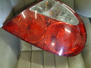 jaguar stype rear lamp pair