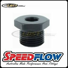 "Speedflow M16 x 1.5 Male Metric Thread Reducer to 1/8"" NPT Female Fitting"