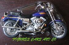 MOTO 1/18  HARLEY DAVIDSON  1450cc DYNA  LOW RIDER 1999