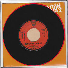 SIMON & GARFUNKEL Vinyle 45 tours SP HOMEWARD BOUND