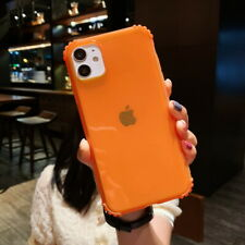 Shockproof Bumper Colorful Soft Case Cover For iPhone SE 2020 11 Pro Max XR XS 8