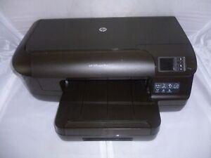 HP OfficeJet Pro 8100 Workgroup Inkjet Printer Duplxer No Printhead