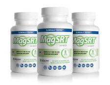 Jigsaw Health Magnesium W/SRT MagSRT 240ct 3 Pack