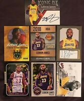 Lebron James Card Collection - AWESOME SET🔥Lakers