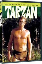 TARZAN: THE COMPLETE SECOND SEASON 2 (Ron Ely)  -Region Free DVD - Sealed