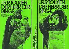 Herr der Ringe Tolkien Carroux  , Gefährten  , Turm  ,  Rückkehr Königs