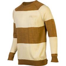 Matix Bukowski Sweater (S) Heather Caramel