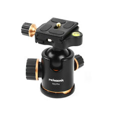 Pergear TH3 Pro Tripod Ball Head Professional 360 Fluid Rotation for Photography