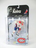 Saku Koivu Montreal Canadiens McFarlane Eishockey NHL Serie 22