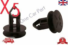 5 X Opel Renault Support Pare-Choc Clips Pression Clips 93198738
