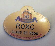 Disneyland Cast Member Name Tag Badge