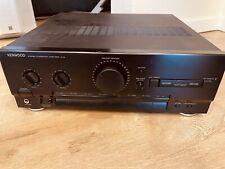 Kenwood A74 Verstärker mit Fernbedienung Amplifier Top Zustand Best Condition