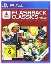 PS4 Spiel Atari Flashback Classics Vol. Volume 2 mit 50 Spielen NEUWARE