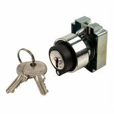 Techna PTECMETK3CRA 3 Pos.stay Put Key Selector Switch