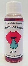 Breath of Fresh Detox Toxin Cleanser - Swab Test Saliva Cleansing Mouthwash