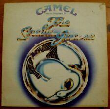 "Camel The Snow Goose 12"" Vinyl Lp Decca Records Skl-R 5207 Vg/Ex Peter Bardens"