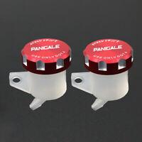 Brake Fluid Reservoir Oil Tank For DUCATI 899 959 1199 1299 V4 Panigale MONSTE
