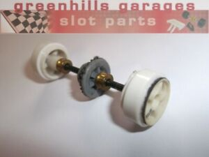 Greenhills SCX Peugeot 206 Front Axle & Wheels - Used - P5341