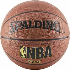 """Official Nba Street Spalding Outdoor Basketball Authentic Full Size 7 (29.5"""")"""