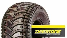"New 25x12-9 Deestone D930 ""Wooly Booger"" Tread 4-Ply ATV Tire"