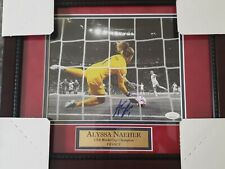Alyssa Naeher USA Women's Soccer Team Signed 11x14 Photo Framed Authenticated