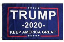 Trump 2020 Flag Keep America Great Make America Again 3x5 Feet MAGA Flag Banner
