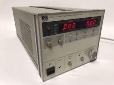 HP Agilent 6038A System Power Supply 0-60V/0-10A, 200W
