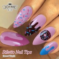 False Nails 3 Minute Manicure 💜Choice of 20 Designs💜 Fake Nails