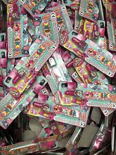 X50 Kids Shopkins Nail Polish Set Bulk Joblot Wholesale Toy Girl Party Bag Supri