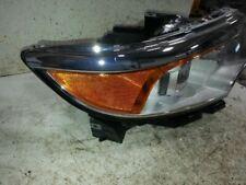 Passenger Headlight Halogen Bright Background Fits 11-14 EDGE 1082742