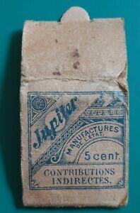 Boite pochette d'allumettes JUPITER