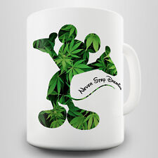 Mickey Weed Novelty Gift Mug - Inspired by the famous character