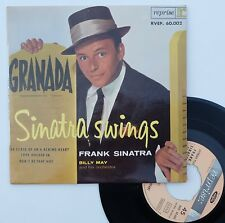 "EP Frank Sinatra  ""Sinatra swings - Granada"" - (TB/TB)"