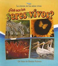 Que Son Los Seres Vivos? / What is a Living Thing? (La Ciencia De Los-ExLibrary
