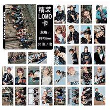 KPOP BANGTAN BOYS BTS YOU NEVER WALK ALONE LOMO CARD Photo Poster 30pcs Set