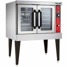 Vulcan Single Deck Full Size Electric Convection Oven w/ Legs - 208V - P1 - New