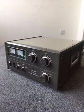 Kenwood TL 922A HAM Linear Amplifier w/ 250V 15a 1000 Watt Low Pass Filter