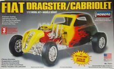 Lindberg Fiat Dragster, 1/12 Scale