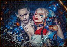 Joker Harley Quinn DC Comic Puzzle Jigsaw 1000 Pcs Kids Toys Home Decoration