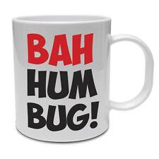 BAH HUMBUG - Christmas Gift / Novelty Gift Idea / Funny Gift Idea Ceramic Mug