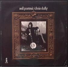 CHRIS DUFFY - SELF PORTRAIT OZ COUNTRY FOLK LARRIKIN 1977 EX+ COND. RARE