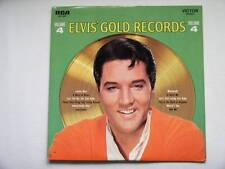 Elvis Presley Gold Records Volume 4 LP 1968 RCA Victor Album LSP-3921