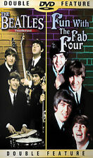 Beatles - Unauthorized / Fun With The Fab Four (DVD, 2002) Brand New