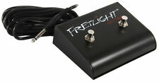 Fretlight Guitar Customizable Dual Footswitch Pedal - Fret Light Ready Software