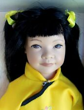 "Heidi Ott Little Ones 12"" MIA Oriental Girl, MIB"