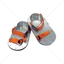 Metal Asphalt Shoes (Felt Sole)