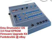 Emu Drumulator OS v3.0 Final EPROM Fimware Upgrade Kit
