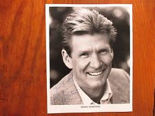 DENNIS ROBERTSON (And When She Was Bad/General Hospital)Signed 8X10 B & W Photo