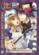 Alice in the Country of Joker: Circus and Liar's Game, Vol. 3 [Paperback] [Oct..
