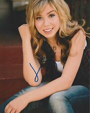 Jennette McCurdy authentic signed autographed 8x10 photograph holo COA